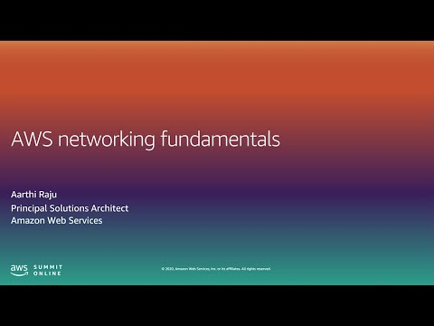 AWS Networking Fundamentals - Level 200 (United States)