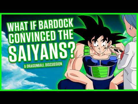 WHAT IF BARDOCK CONVINCED THE SAIYANS? PART 3 | Dragonball Discussion