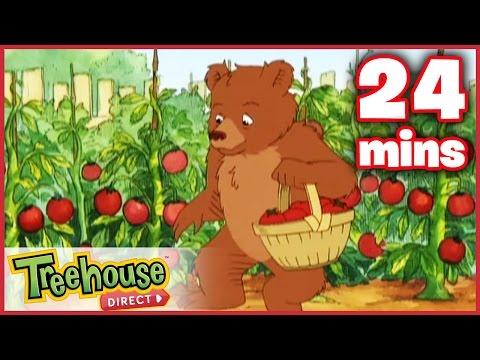 Little Bear - Little Bear Meets No Feet / The Camp Out / Emily's Balloon - Ep. 16