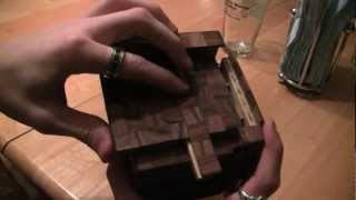 Puzzle Box: 42 Step by Carl Fisk