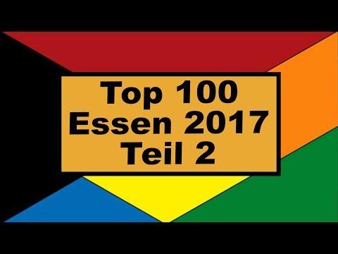 Top 100 Neuheiten der Spiel 2017 in Essen - Teil 2 (75-51)