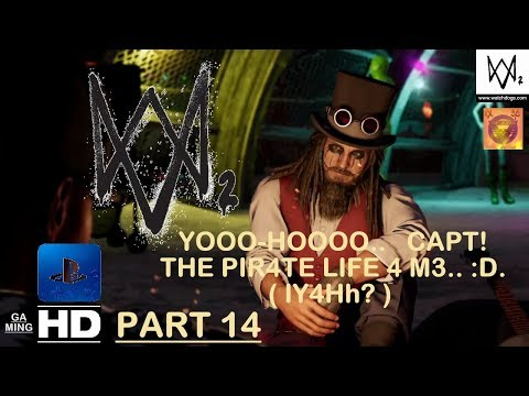 Watch Dogs 2 [ PS4 ] Deluxe Edition - Walkthrough Part 14 ( Going Hard & Ghost Playstyle )