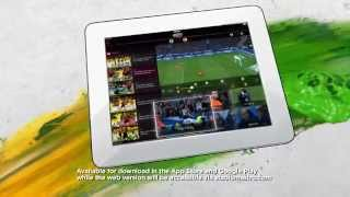 Astro GO 2014 FIFA World Cup app