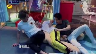 [Interview&BTS] Phanta City 2018 - Shen Yue&Dylan, Darren, Caesar and Connor
