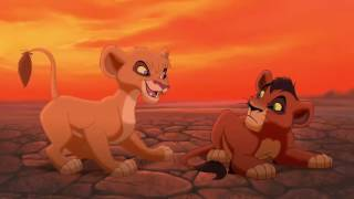 The Lion King 2 Simba's Pride || Zira Returns to the Outlands || HD