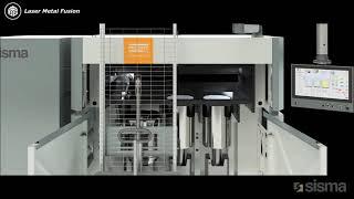 MYSINT 300 - Laser Metal Fusion Technology