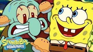 Dying For Pie 🥧 iฑ 5 Minutes! | SpongeBob SquarePants