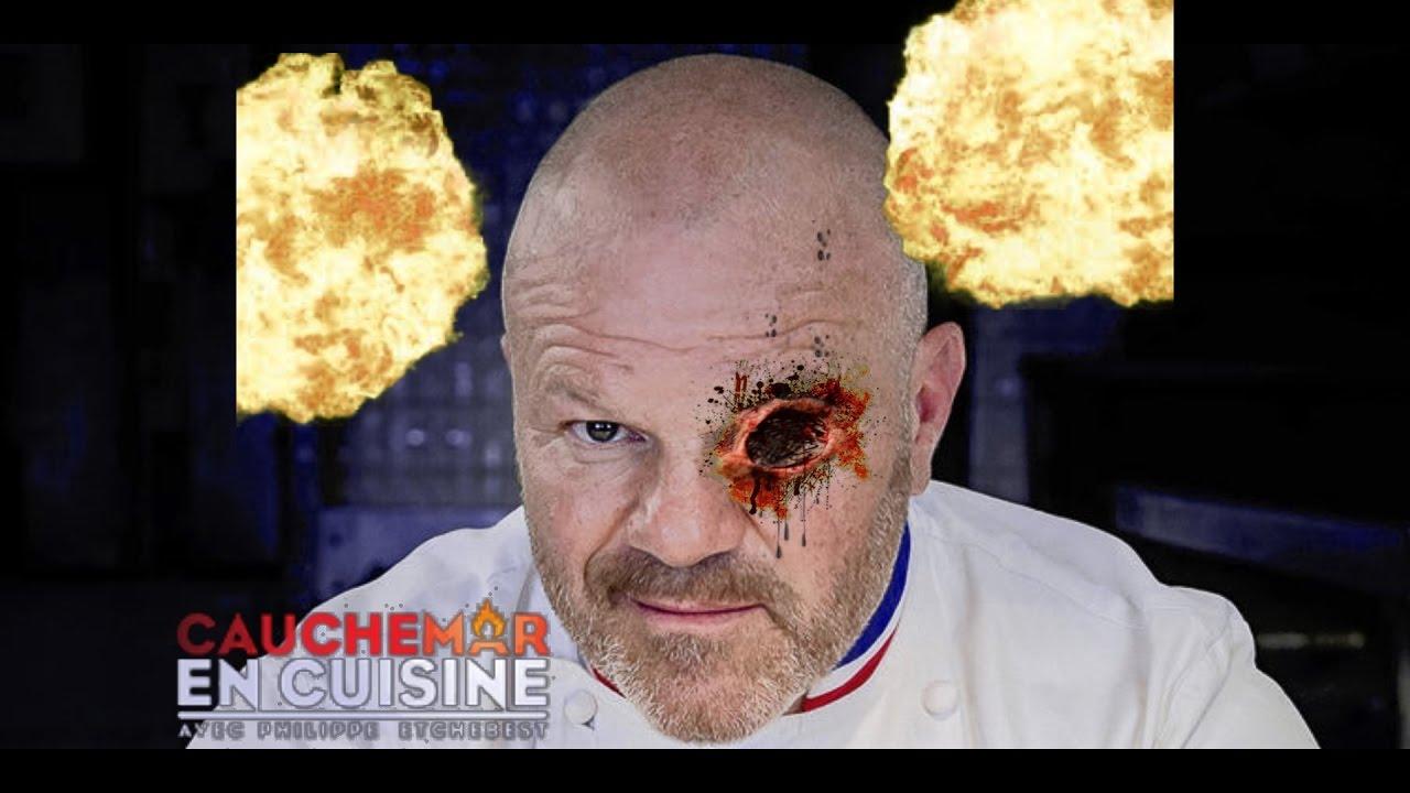 Cauchemar en cuisine philippe etchebest parodie partie - Cauchemar en cuisine philippe etchebest ...