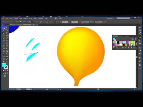 Adobe Illustrator Tutorial- Lesson 8 Peng Paong thumbnail
