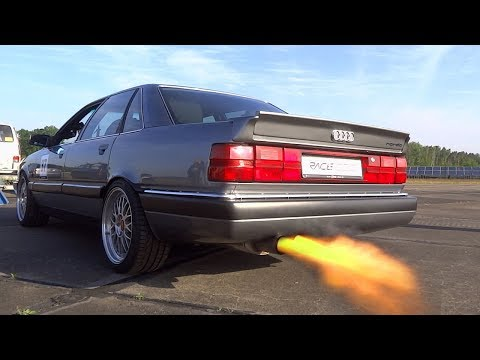 Best of Audi SOUNDs 20V Turbo Audi RS2 80 90 200 Coupe SOUND