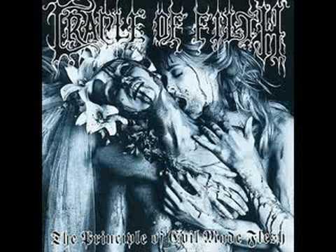 Cradle Of Filth - The Principle Of Evil Made Flesh Lyrics