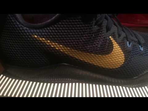 Kobe 11 midnight navy,metalic gold Philippines colourway review