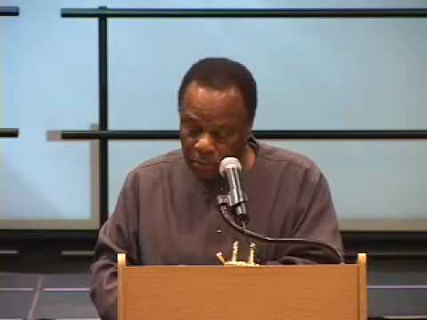 Dr. Molefi Asante - Dubois and Africa: The Convergence of Consciousness [2008]