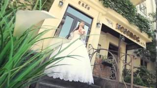 Свадьба лето 2014  счастливая пара, красивое и романтичное видео