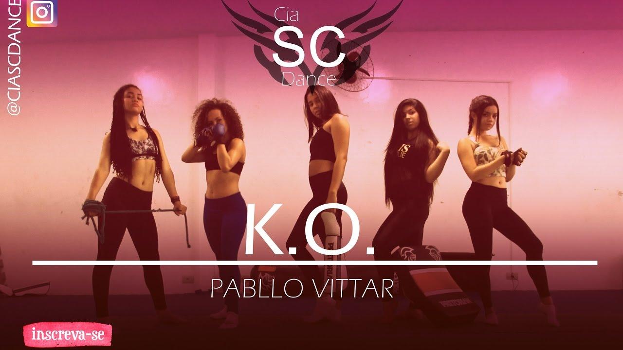 K.O. Pabllo Vittar – Coreografia | Cia SCdance