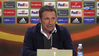 Real Sociedad 3 - 0 FK Vardar 02/11/2017