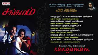 Sangamam Tamil Full Songs Jukebox  Raghuman Vindhiya  A.r.rahaman