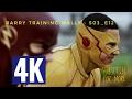 Barry and Wally Race Scene, Barry Training Wally - The Flash S03E12  HD