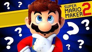 COMMENT FAIRE UN BON NIVEAU ?   Super Mario Maker 2 - GAMEPLAY FR