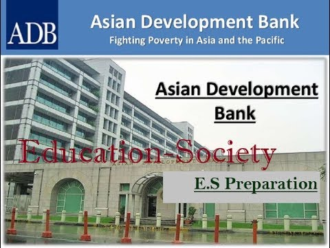 ADB   Asian Development Bank for BANK PO, UPSC, HPAS