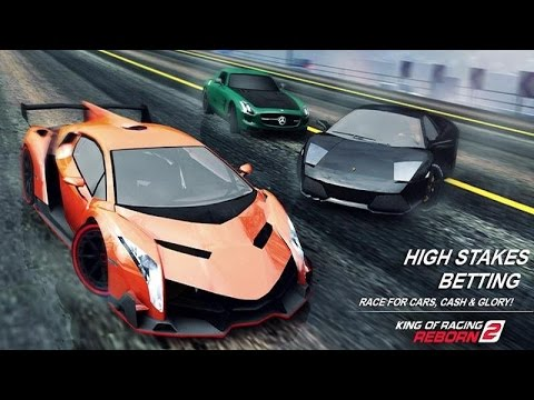 King Racing 2 Android GamePlay Trailer (1080p)