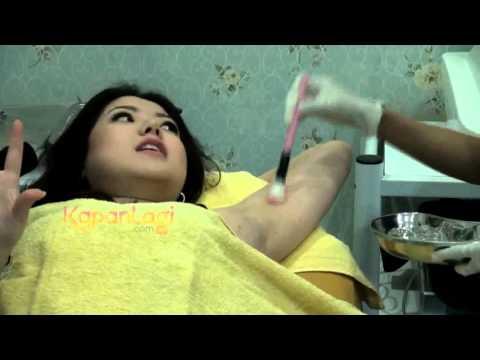 Intip Yuk Perawatan Yang Dilakukan Tina Toon Bareng Pacar