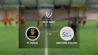 Обзор матча FC Perun SimStore Fiskars Турнир по мини футболу в Киеве