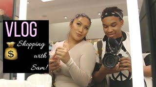 Shopping Day Vlog! | Bay Areaaa | ohsamanthaxo