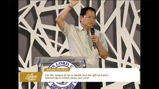 The Origin of Sickness | Bro  Eddie Villanueva