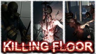 Killing Floor w/ ShadowFlip   EPIC EPICNESS IS EPIC   Tripwire Interactive   Gameplay & Commentary