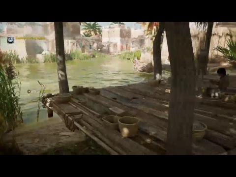 Going back in time to Ancient Egypt: Assassin's Creed Origins Discovery Tour