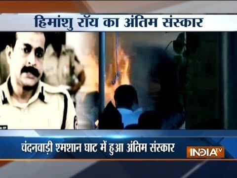 Mumbai supercop Himanshu Roy cremated with honours