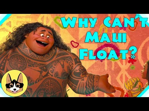 Moana Theory - Princesses & Maui's Backstory