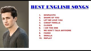 Best English Songs Collection 2018 ! Jukebox English Songs 2018 !