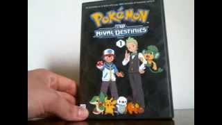 Pokemon Rival Destinies DVD Set 1