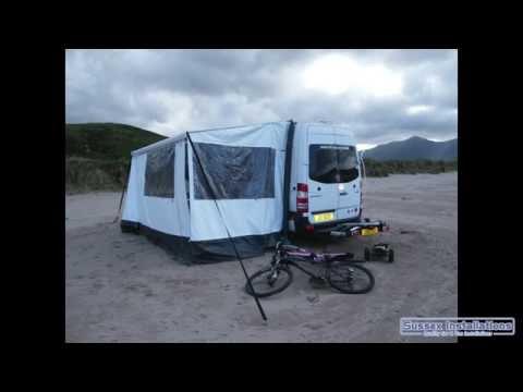 How to Build Your Own Campervan! Mercedes Sprinter Camper-Van Conversion