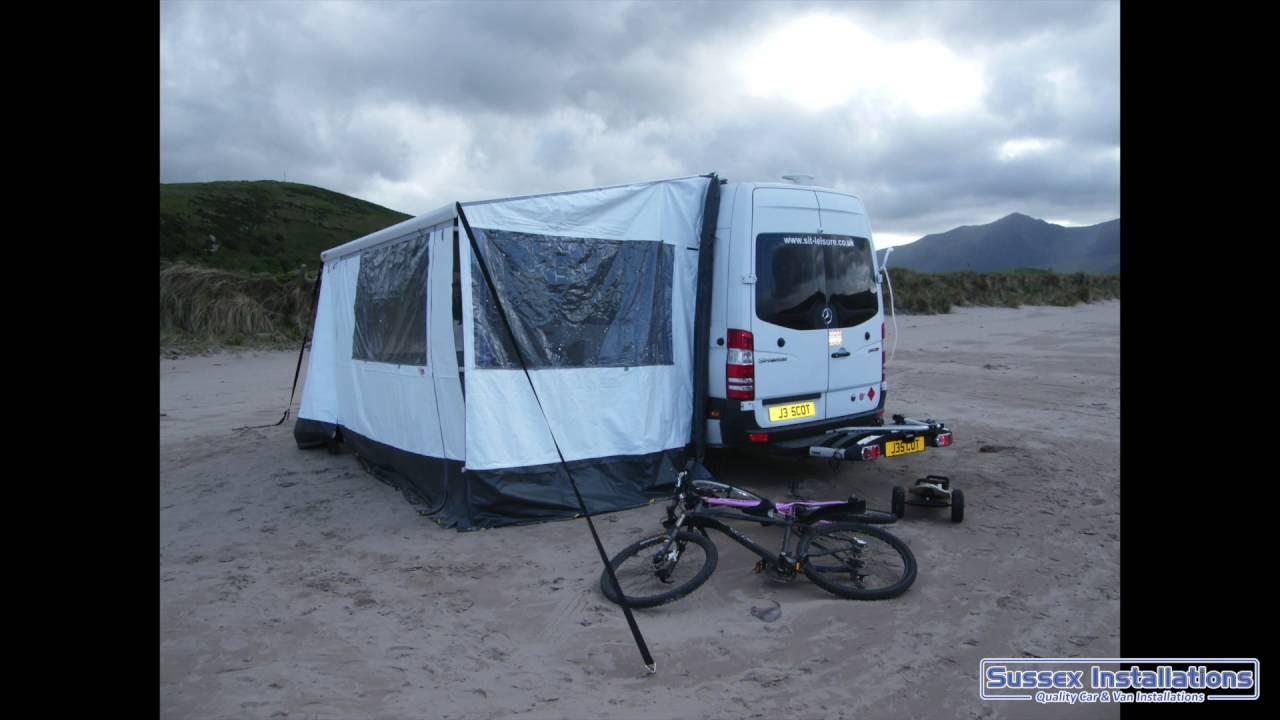 Building A Camper Van >> How to Build Your Own Campervan! Mercedes Sprinter Camper-Van Conversion - YouTube