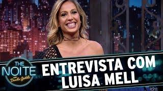 Entrevista com Luisa Mell | The Noite (06/10/17)