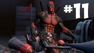 Прохождение игры Deadpool #11 Новые игрушки