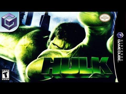 Longplay of Hulk