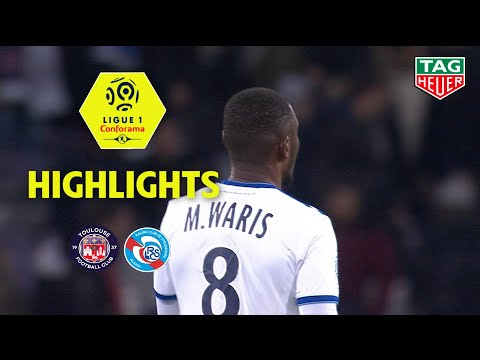 Toulouse Strasbourg Goals And Highlights