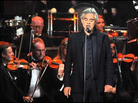 Andrea Bocelli -  Amapola
