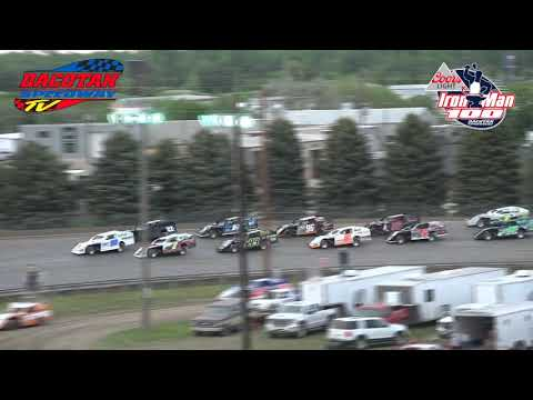 Dacotah Speedway | IMCA Modified Qualifying Feature 1 | 5/31/19