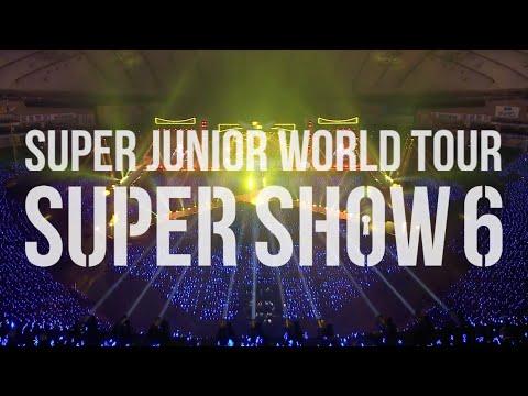 SUPER JUNIOR / 「SUPER JUNIOR WORLD TOUR SUPER SHOW6 in JAPAN
