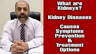 Kidney Failure Symptoms || Kidney Disease Symptoms by Prof Dr Hafiz Shahzad Ashraf - English