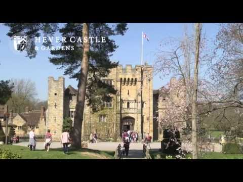Day Out to Hever Castle & Gardens