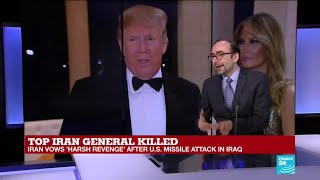 Top Iran general killed: How can Iran retaliate?
