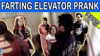Farting in Elevator Prank - Pranks in India