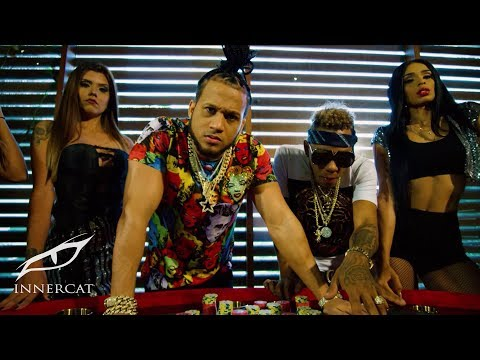 "El Alfa El Jefe ft. Yomel ""El Meloso"" - RULETA (Video Official) JC Restituyo"