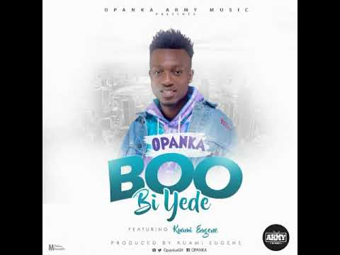 Opanka - Boo Bi Yede ft. Kuami Eugene (Audio Slide)